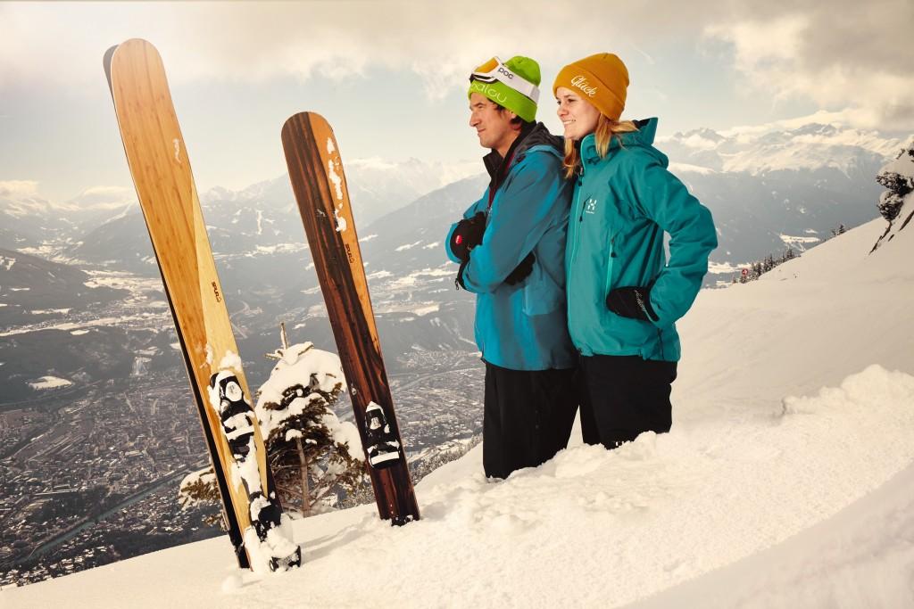 Ja, ich gebe es zu. Auf den Bergen in Tirol ist sch schön.  Dennoch bin ich meist lieber anderswo. Nämlich zuhause oder bei einem Konzert (Bild: VVT)
